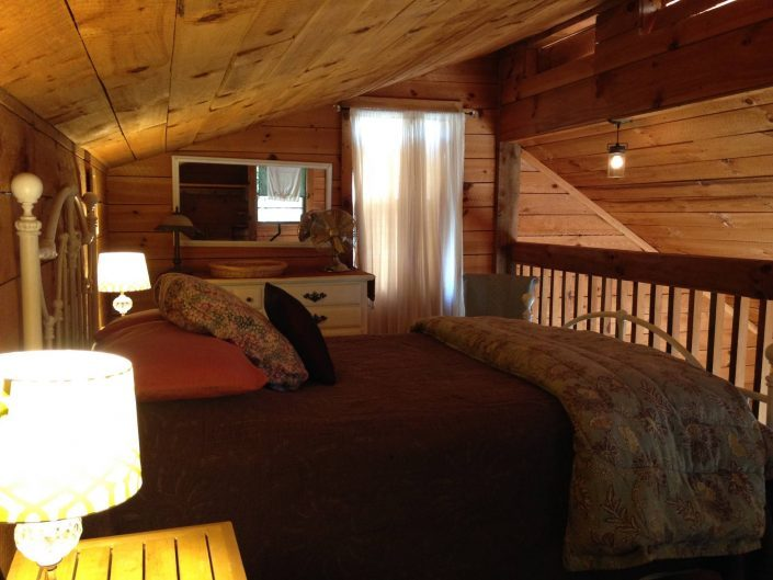 Cosy Broadwing Farm Cabins