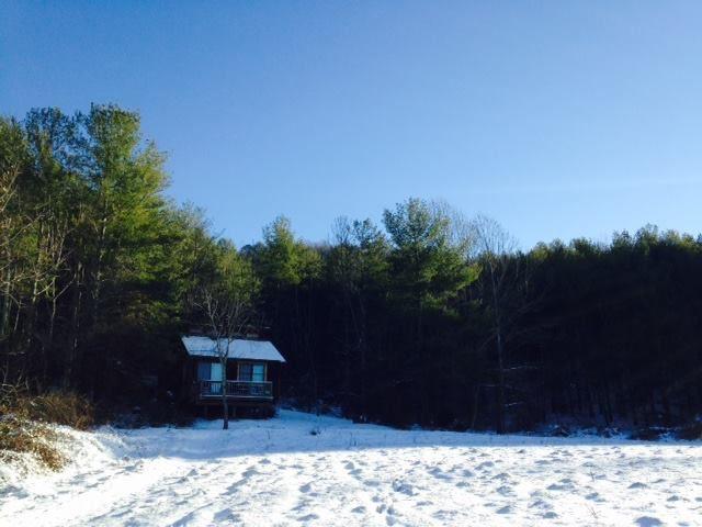 Winter on Broadwing Farm